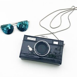 New Compact Handbag In The Shape Of A Camera